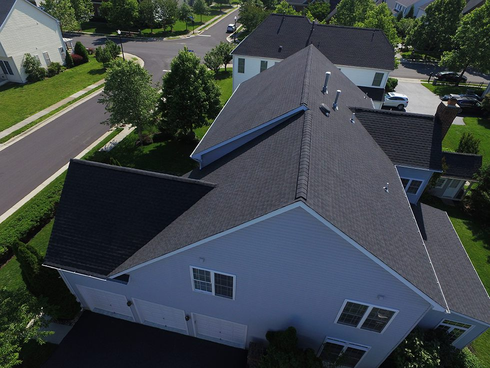 Hail Damaged Roof Roofing Amp Siding Contractor
