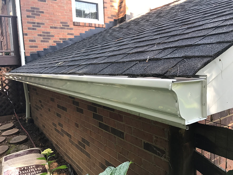 Seamless Gutter Installation Roofing Amp Siding Contractor